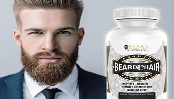 Beard Growth Suppliments | Men's Beard