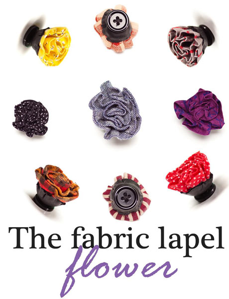 fabric-lapel-flower
