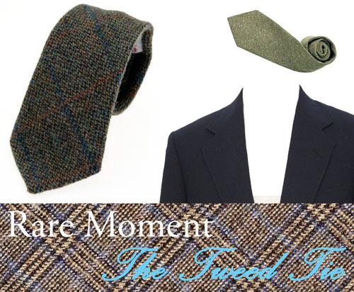 tweed-tie