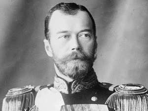 The Tsar Nicholas Side Part Haircut