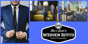 Men's Guide to Job Interview Outfits