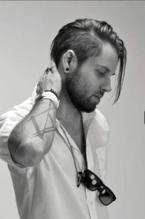 Mens Undercut Style 11 Mens Hairstyle Guide