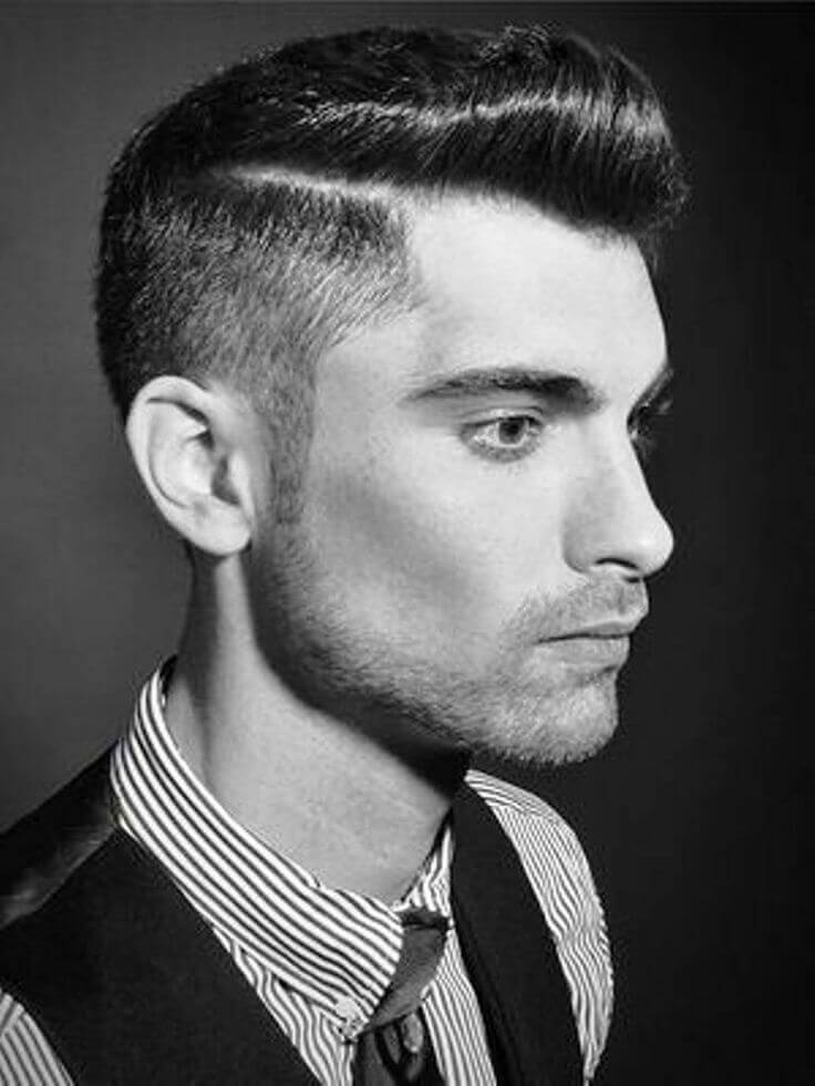 50s Hairstyles For Men 02 Mens Hairstyle Guide