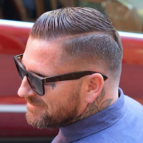 The Side Part Haircut A Classic Gentlemans Hairstyle