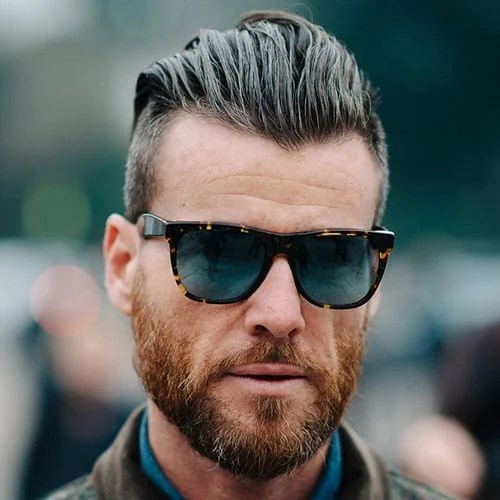 19 Slicked Back Hairstyles Mens Haircuts Hairstyles 2017