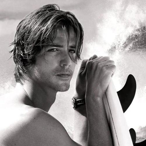 Surfer Hair For Men Cool Beach Mens Hairstyles Mens