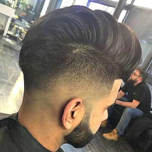 Mohawk Fade Haircut 2019 Mens Haircuts Hairstyles 2019
