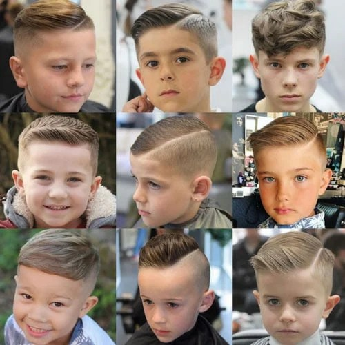 Haircut For Kids 180682 Cool Hairstyles Best Baby Boy Pinterest