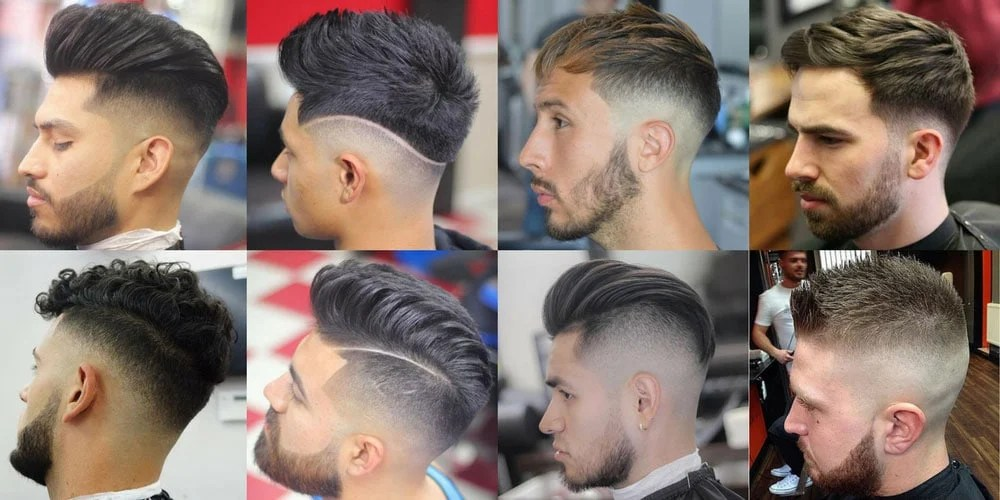 31 New Hairstyles For Men 2018 Mens Haircuts
