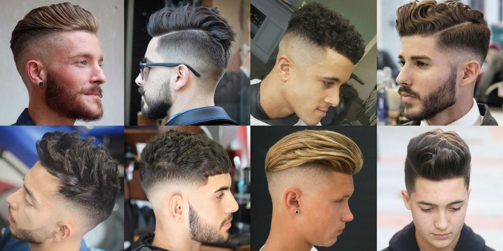 Different Types Fades