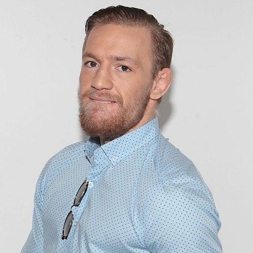 Conor McGregor Haircut Mens Haircuts Hairstyles 2017