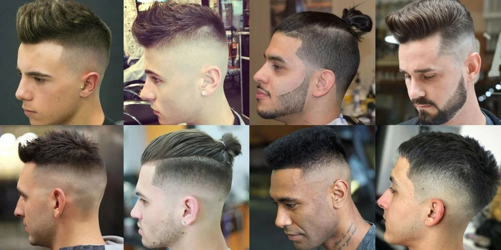 Shaved Sides Hairstyles For Men 2018 Mens Haircuts