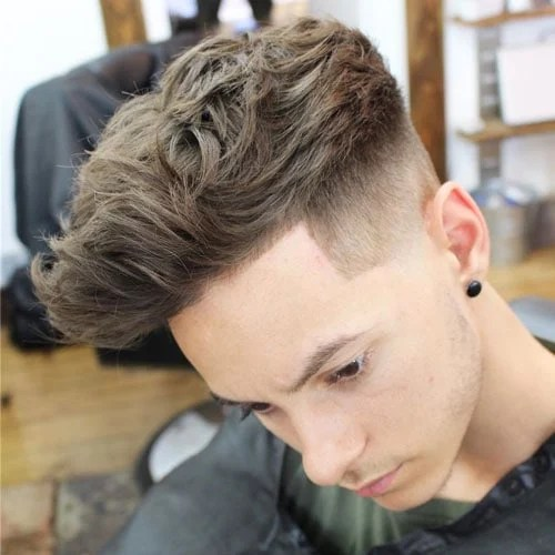 Teen Boy Haircuts Hairstyles For Teenage Guys Mens