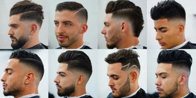 Black Men Haircuts Names