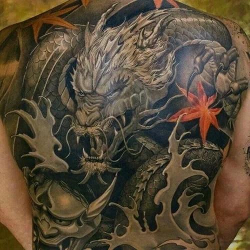 101 Best Dragon Tattoos For Men Cool Designs Ideas