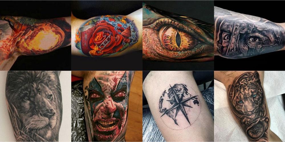 125 Best Inner Bicep Tattoos For Men Cool Ideas Designs