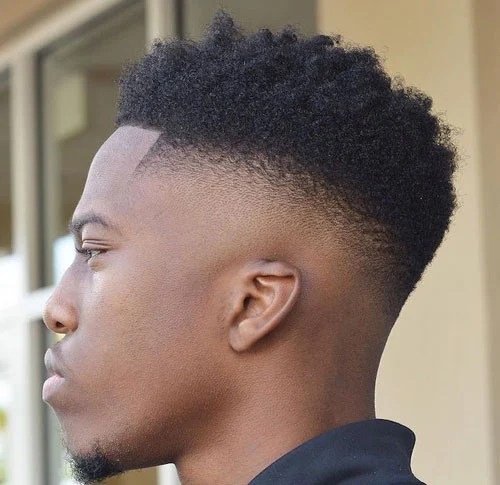 Best Hairstyles For Black Men 2018