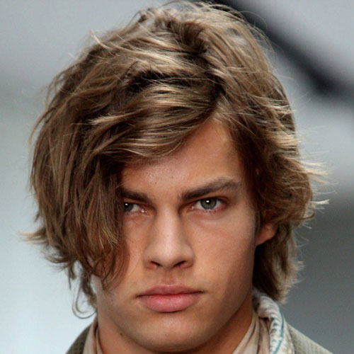 43 Medium Length Hairstyles For Men Mens Hairstyles
