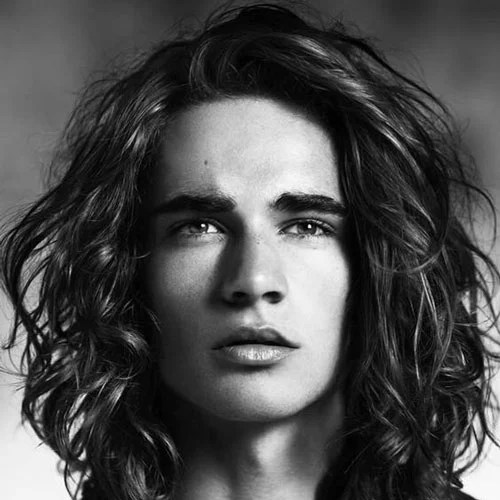 Image Result For Mid Long Hairstyles Men