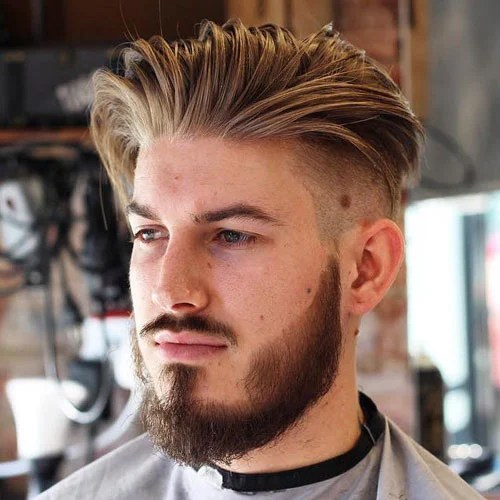 Image Result For Male Hairstyles For Long Hair