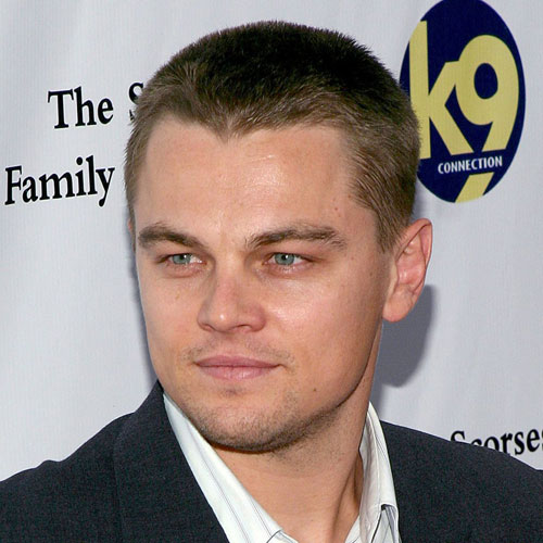 Leonardo DiCaprio Haircut Mens Hairstyles Haircuts 2017