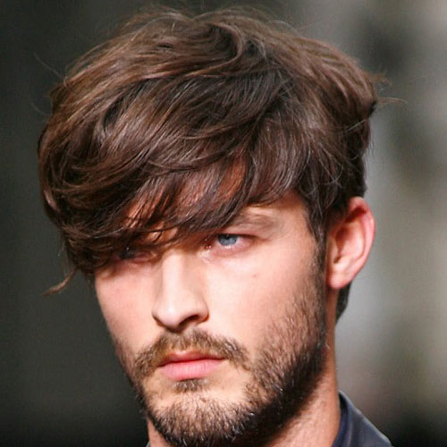 Spiky Shaggy Hairstyles For Men