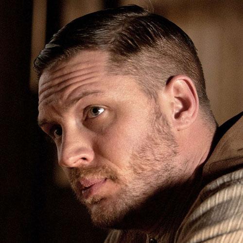 Tom Hardy Haircut Mens Hairstyles Haircuts 2019