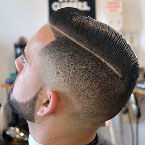 30 Best Comb Over Fade Haircuts 2019 Guide