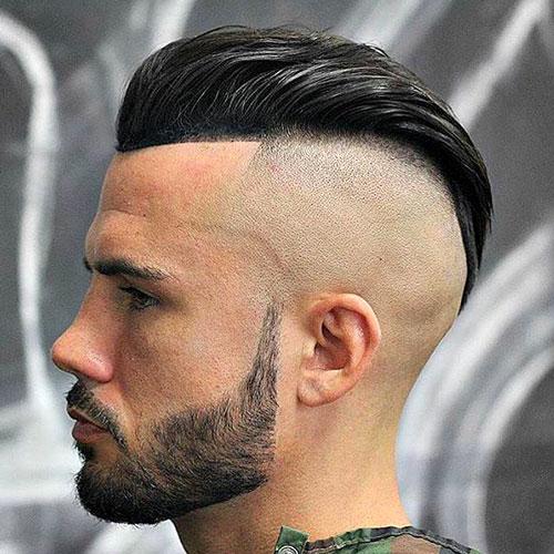 25 Barbershop Haircuts | Men's Hairstyles + Haircuts 2019