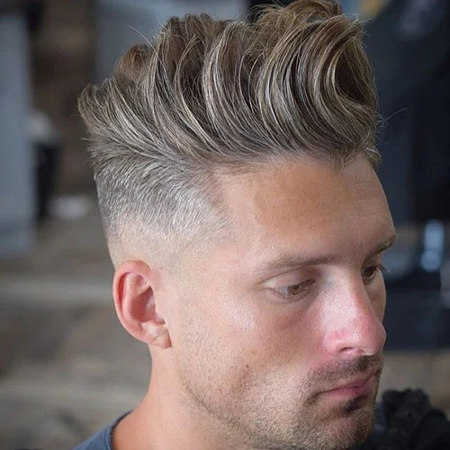 17 Best Widows Peak Hairstyles For Men Mens Hairstyles