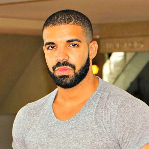 Drake Haircut Fade