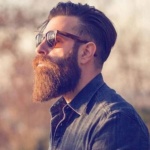 Sakal Büyüme Hızı - En İyi Uzun Sakal Stilleri