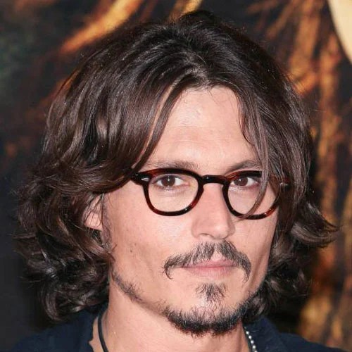 Johnny Depp Hairstyles Mens Hairstyles Haircuts 2017