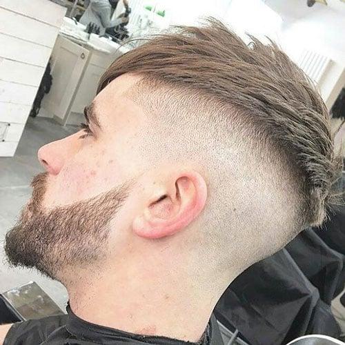 The Razor Fade Haircut Mens Hairstyles Haircuts 2019