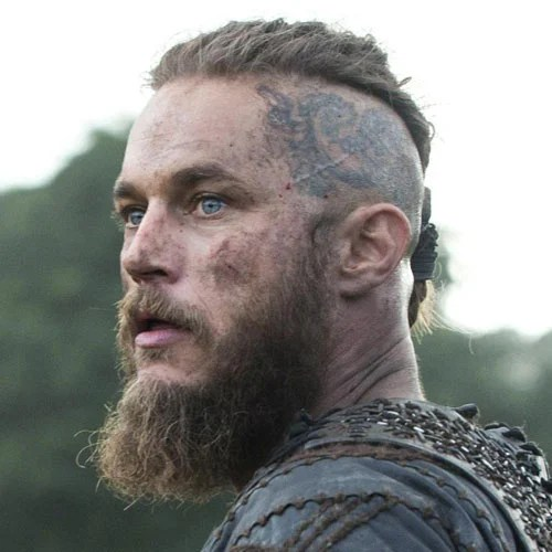 Ragnar Lothbrok Hairstyle Mens Hairstyles Haircuts 2017