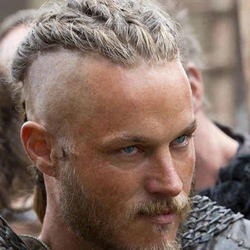 Ragnar Lothbrok Hairstyle Mens Hairstyles Haircuts 2019