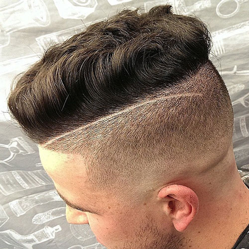 The Tape Up Haircut Mens Hairstyles Haircuts 2017