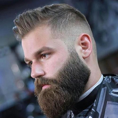Full Beard Styles 2017 Mens Hairstyles Haircuts 2017
