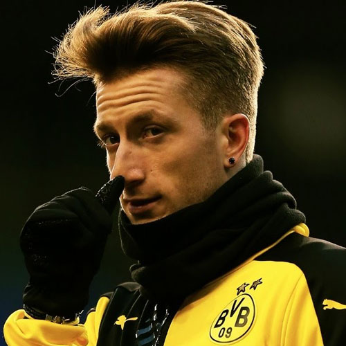 Marco Reus Haircut
