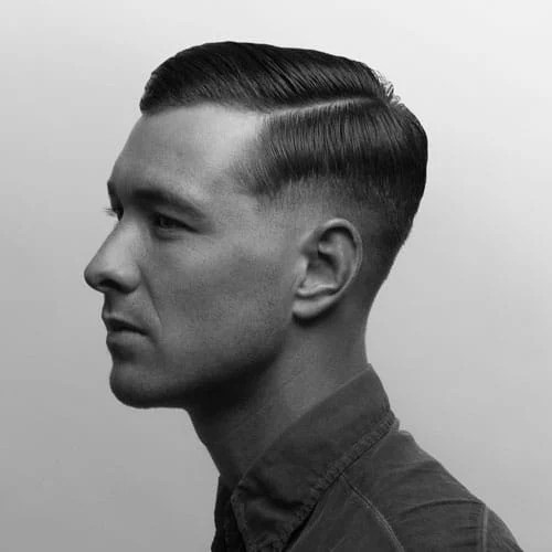 Image Result For Retro Hairstyles Men