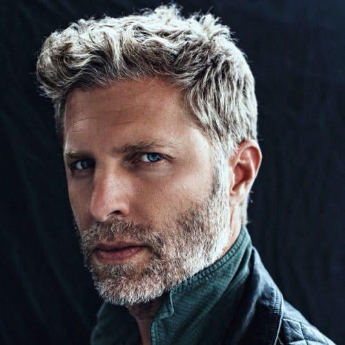 The Perfect Beard Mens Hairstyles Haircuts 2019