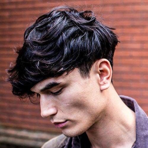 Mushroom Haircut Cool Mushroom Cut Hairstyles For Men