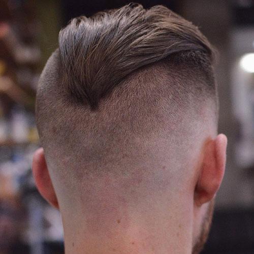 Back Of Mens Haircuts