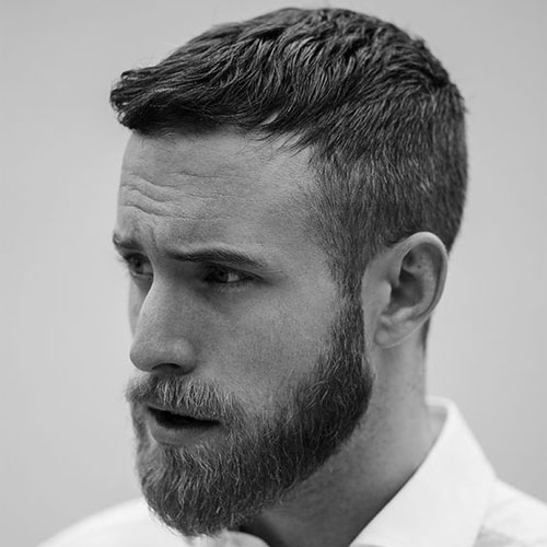 Kısa sakal