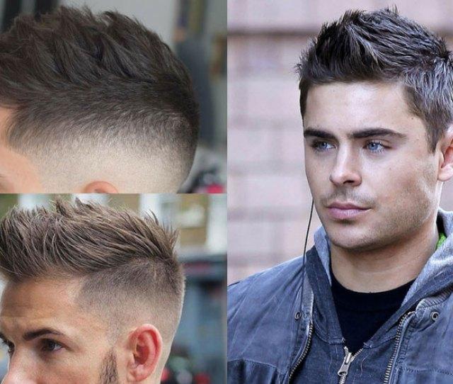 Fohawk Cuts And Styles Faux Hawk