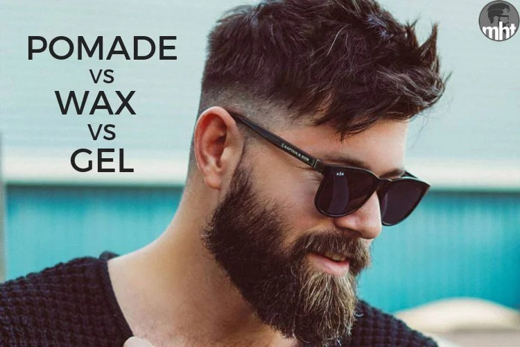 Pomade Vs Gel Vs Wax Which Is Best For Your Hairstyle