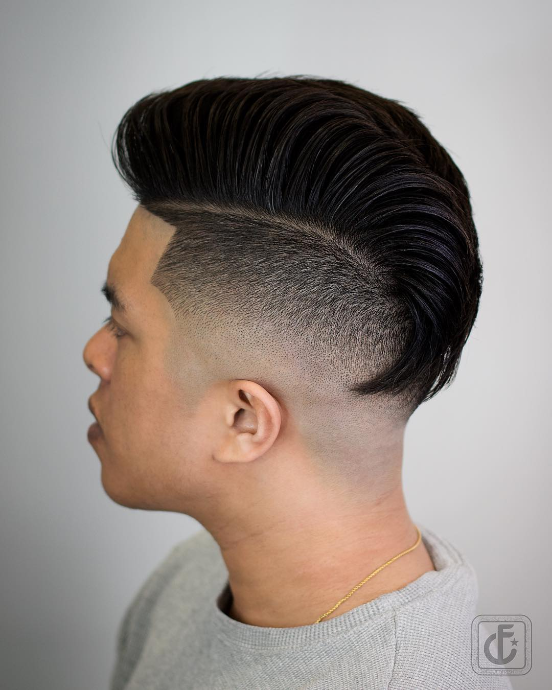 Number 3 Haircut For Boys
