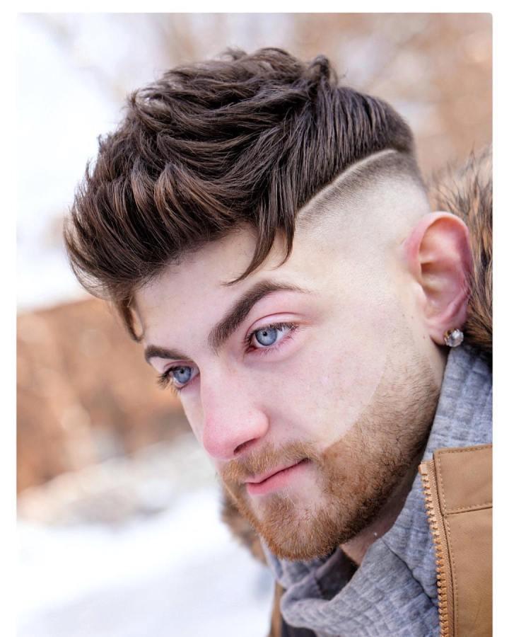 Mens Hairstyles 2018 Medium Fade Wajihair
