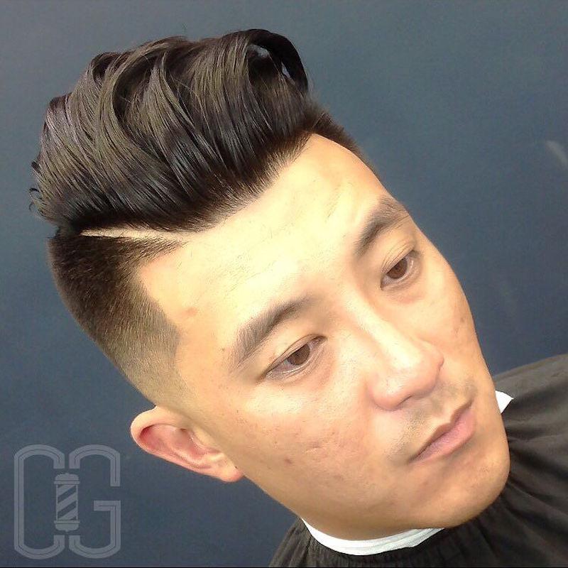 chadius_maximus_disconnected high fade long hair on top