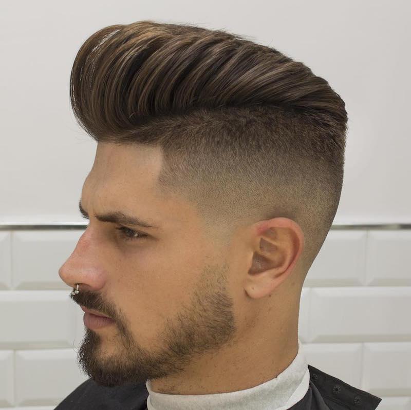 javi_thebarber_high fade pompadour new haircut for men